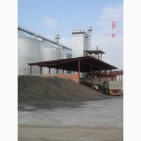 STRAHL 5000 FR Стационарная энергосберегающая зерносушилка