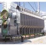 Зерносушилка Sukup c 2-мя вентиляторами