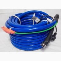 Шланги с электроподогревом для питьевой воды