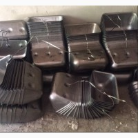 Ковши норийные УКЗ-175 размеры 400х130х180