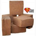 Кокосовый грунт, кокогрунт, субстрат 5 кг купить в Москве