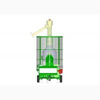 Зерносушилка Agrimec AS900 ВОМ+Электро 15м3