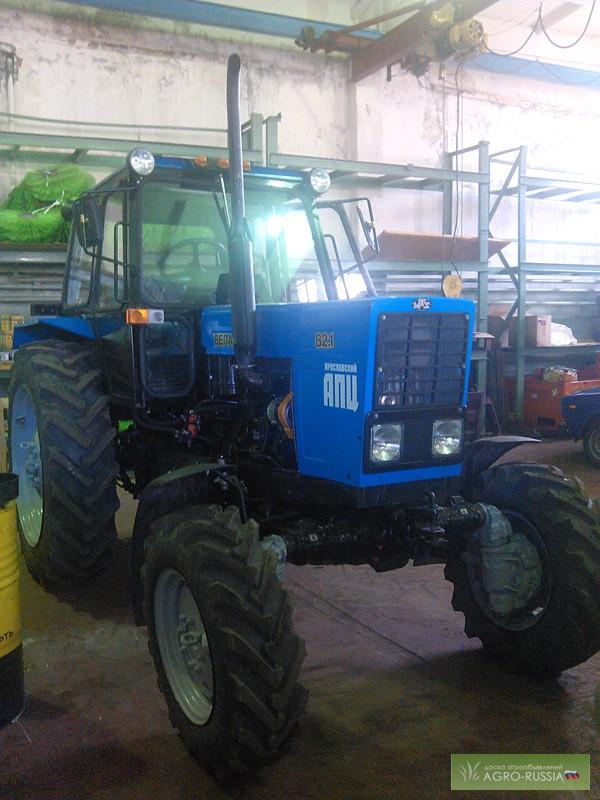 Трактор  Беларус  мтз 82.1 с низкой кабиной новый