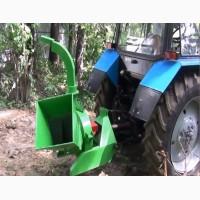 Навесной измельчитель веток на трактор МТЗ 82