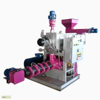 Кормовой экструдер с кондиционером-пропаривате лем ПЭ-1800УП, универсальный