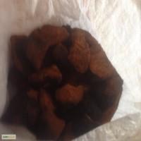 Чага - березовая - сухая -гриб