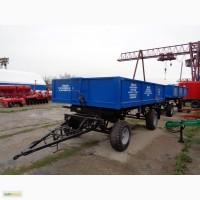 Прицеп тракторный 2птс 6.5 самосвальный 6.5 тн