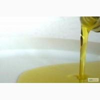 Не рафинированное подсолнечное масло
