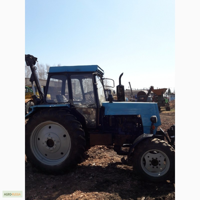 35 объявлений - Продажа б/у тракторов МТЗ с пробегом.