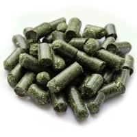 Травяная мука гранулы разнотравие 1 класса согласно 56383-2015 (мешок 25кг)