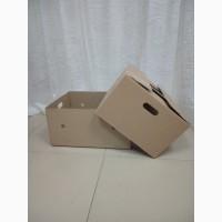 Коробка гафрокартон
