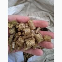 Травяная мука люцерновая, разнотравье(Сено в гранулах)