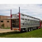 Поставим скотовоз для перевозки скота