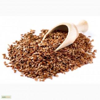 Семена льна
