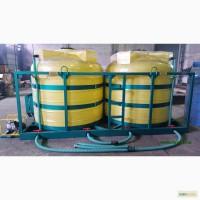 Смешиватель «Кассета» для сыпучих удобрений и с/х химии в жидкой среде (10м3)
