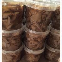 Продам маринованные грибы вешенка собственного производства
