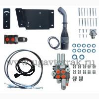 Комплект для установки джойстика на КУН (TURS)-2000/1500 на МТЗ 82/80