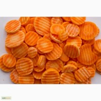 Замороженная Морковь кружок