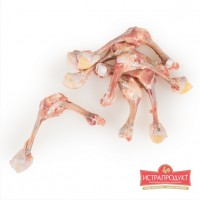 Куриная кожа и кости оптом