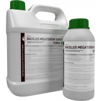 Биомасса Bacillus megaterium subsp. terra Organic - Жидкое биоудобрение