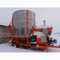 Зерносушилка Agrex PRT - 200ME