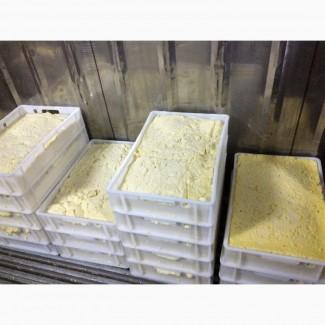 Сыр Кальята обезжиренный для переработки (брус)