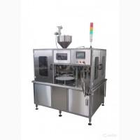 Автомат розлива и упаковки продуктов (в наличии)