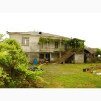 Предлагаю купить дом в Абхазии с большим садом (имущество в подарок)
