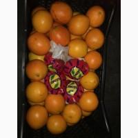 Апельсины оптом производство Турция
