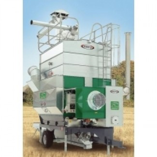 Мобильные зерносушилки MEPU М150K - М300М RK