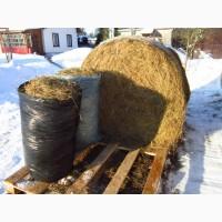 Продам сено кормовое и на подстилки с доставкой по спб и области
