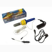 Бытовая ручная электрическая рыбочистка Фермер РЧ 01 электрорыбочистка для чистки рыбы