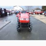 Японский мини трактор MITSUBISHI