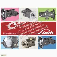 Ремонт гидронасосов, гидромоторов linde hydraulics, linde hpv, hpr