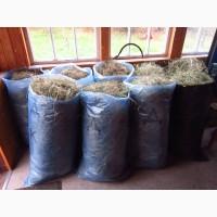Продам сено для бани, сено на подстилки, для кроликов с доставкой по спб