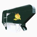 Безрешётный аэродинамический сепаратор ИСМ-30 ЦОК ( чистка/калибровка