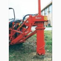 Цилиндрический измельчитель пней Ferri Rotor Speedy