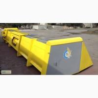 Жатка для уборки подсолнечника безрядковая ЖНС-9, 1 (аналог Заффрани)