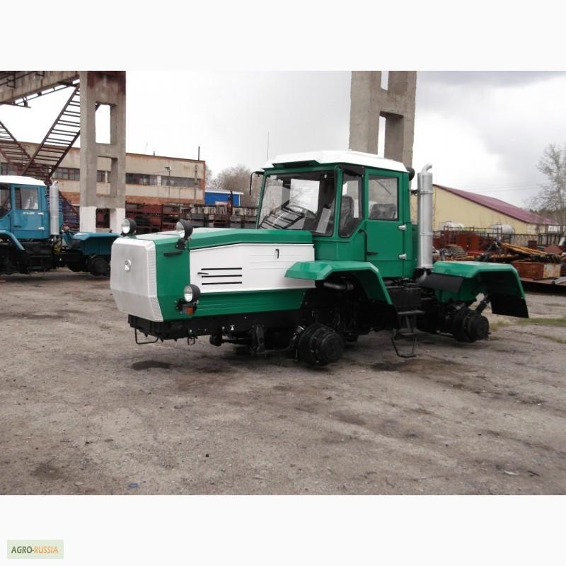 Обзор нового трактора в хозяйстве от ХТЗ -Т-150К-09-25.