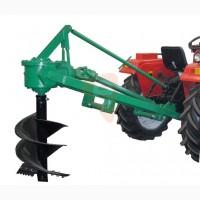 Бур / ямобур навесной для минитрактора и трактора диаметр 300-600 мм