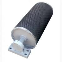 Приводной/натяжной барабан конвейерный/транспортерный с футеровкой и без