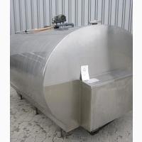 Продам: танк для приемки и хранения молока