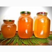 Натуральный мёд. Липа, акация, черноклен, эспарцет