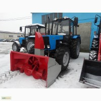Снегоочиститель СШР 2, 0П на МТЗ (снего-шнекоротор)