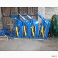 Тракторные навески ПКУ-0.8, ПБМ-800, ПБМ-1200, КУН-2000