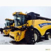 Комбайн New Holland CX6090 с жаткой 9, 1м