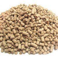 Отруби и гранулы пшеничные