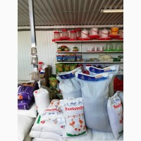 Продам комбикорма и экструзию собственного производства