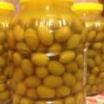 Оливки, маслины(фермерские) Каламата