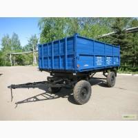 Прицеп тракторный самосвальный 2ПТСЕ-4, 5